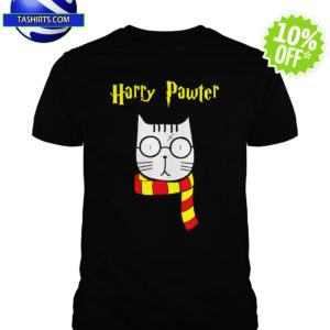 Harry Pawter Cat Harry Potter shirt