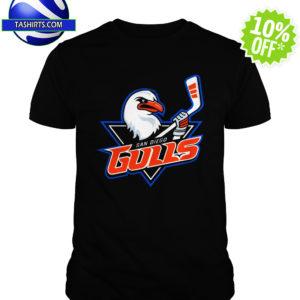 San Diego Gulls Logo shirt