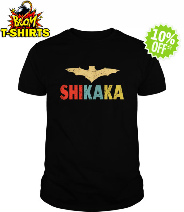 Bat shikaka shirt