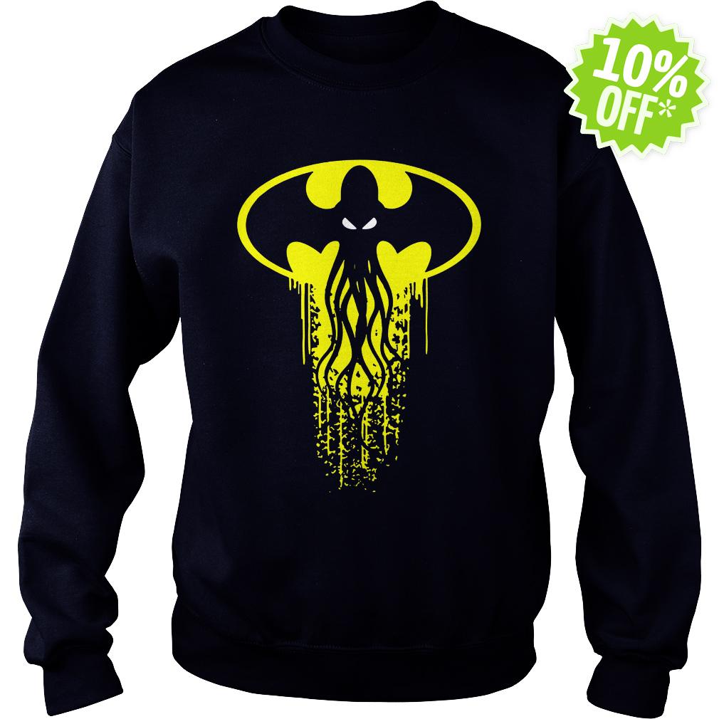 Batman Cthulhu sweatshirt