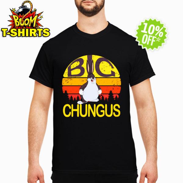Big Chungus Retro Vintage shirt