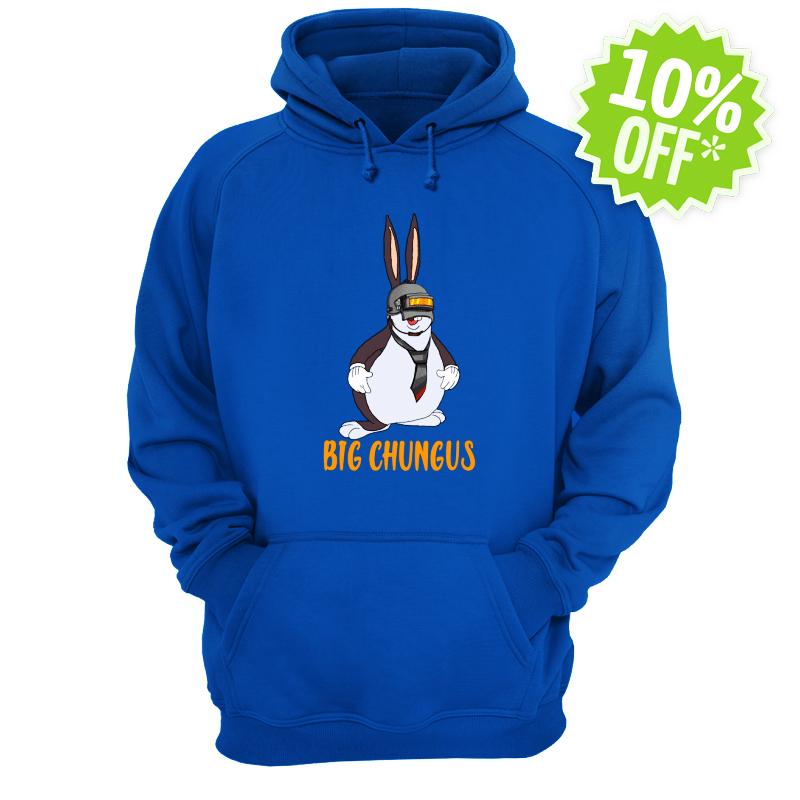 Big Chungus Welder hoodie