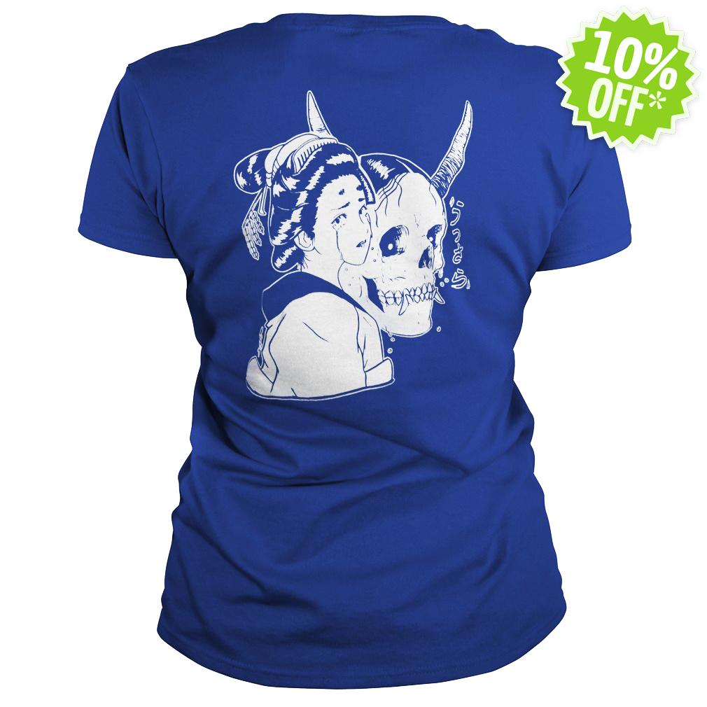 Corpsetits Tear Pocket lady shirt
