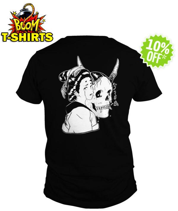 Corpsetits Tear Pocket shirt