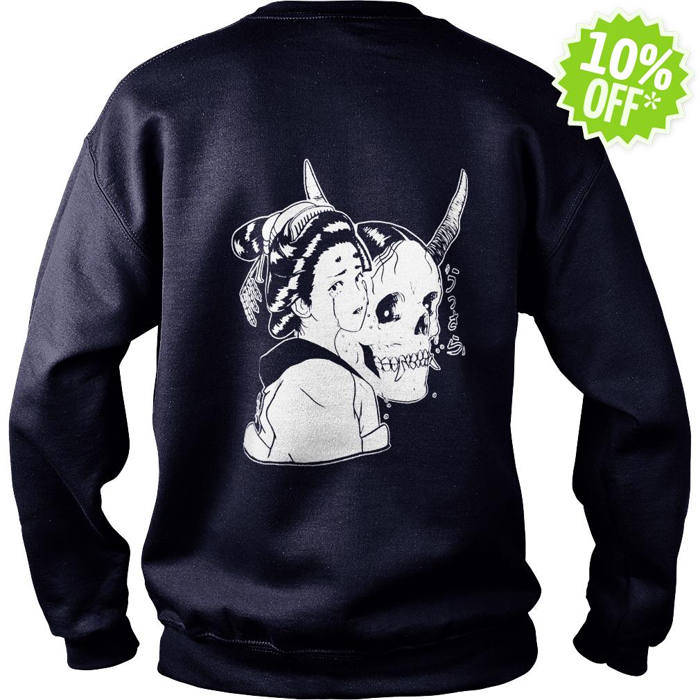 Corpsetits Tear Pocket sweatshirt