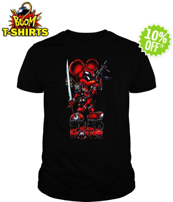 Deadmouse Dead Mouse shirt