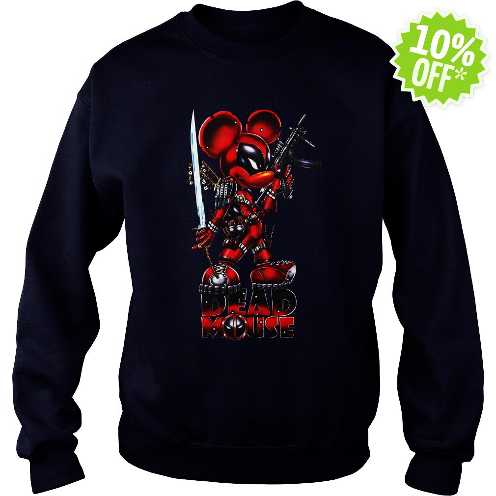 Deadmouse Dead Mouse sweatshirt