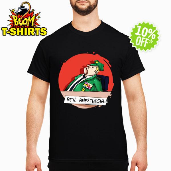 Gen Anesthesia cartoon shirt