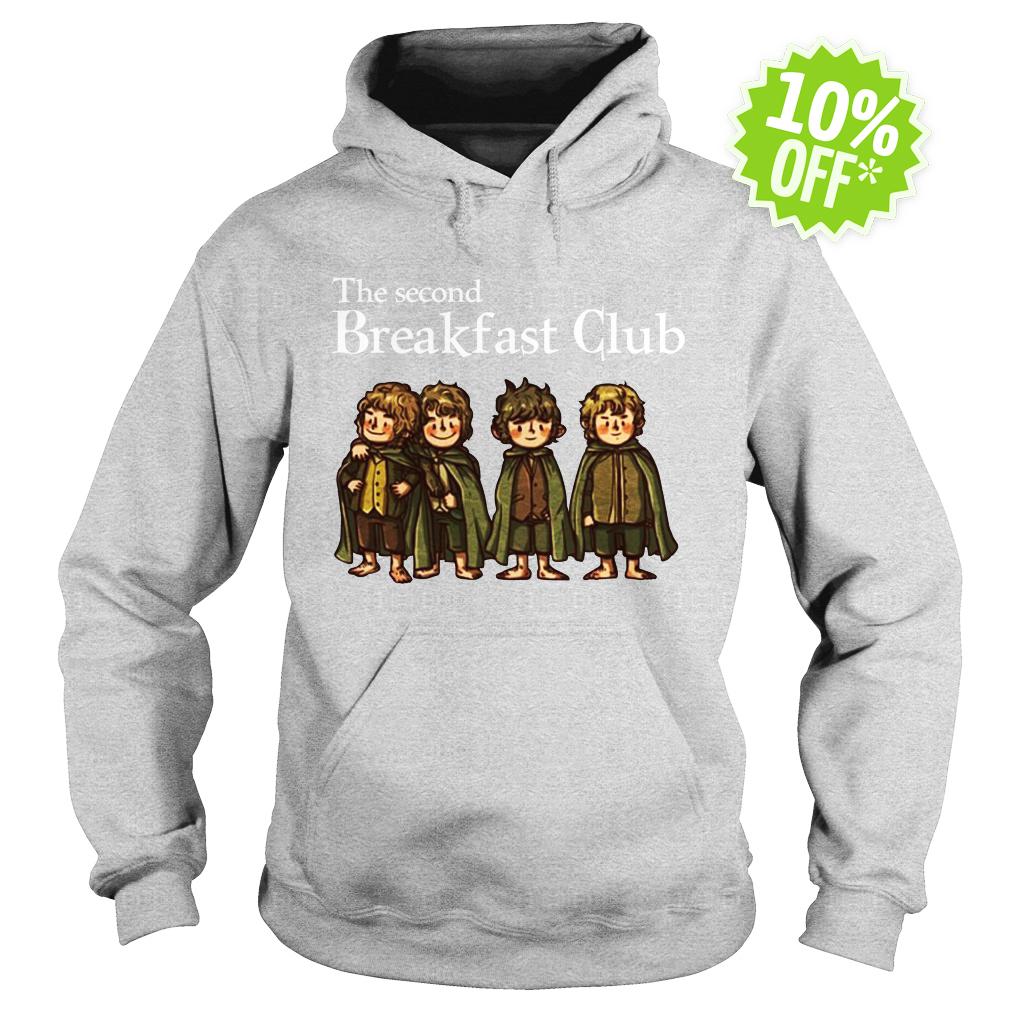 Hobbit The Second Breakfast Club hoodie