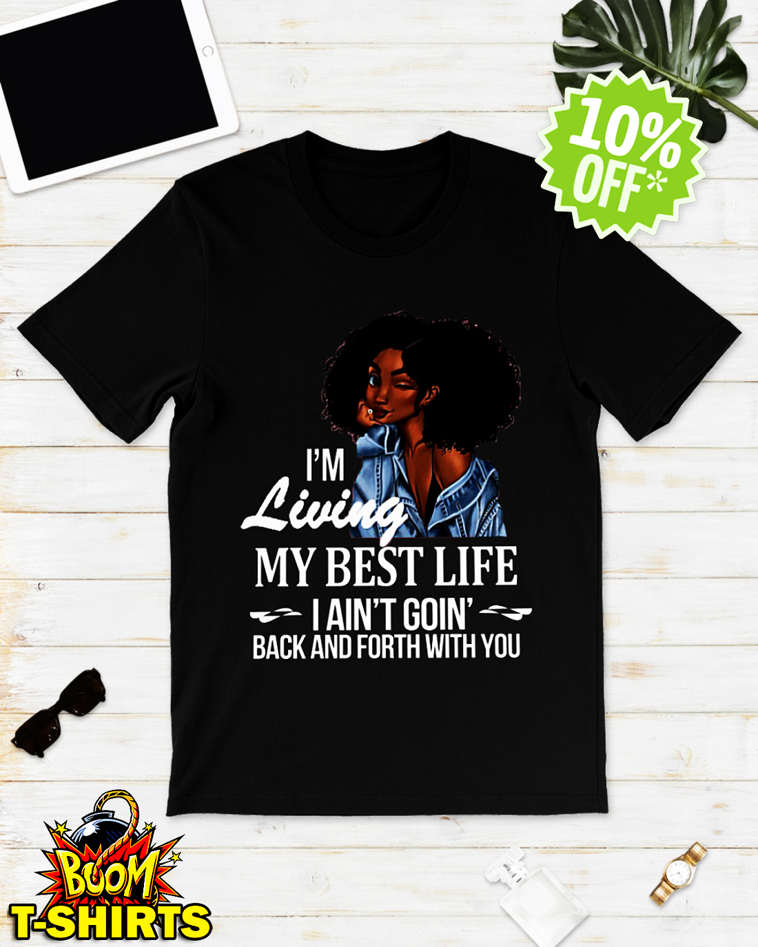 4559e09b2 Black Girl Version) I'm living my best life I ain't goin' back and ...
