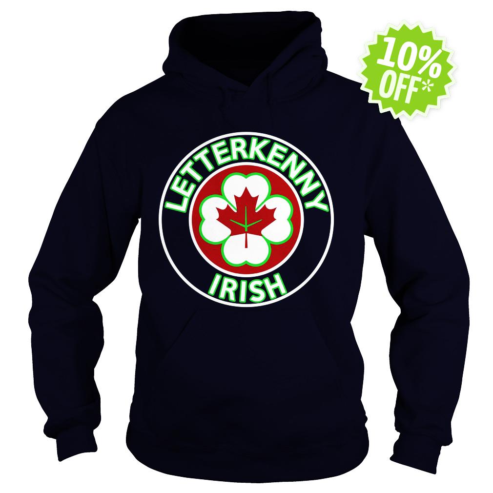 Letterkenny irish shoresy hoodie