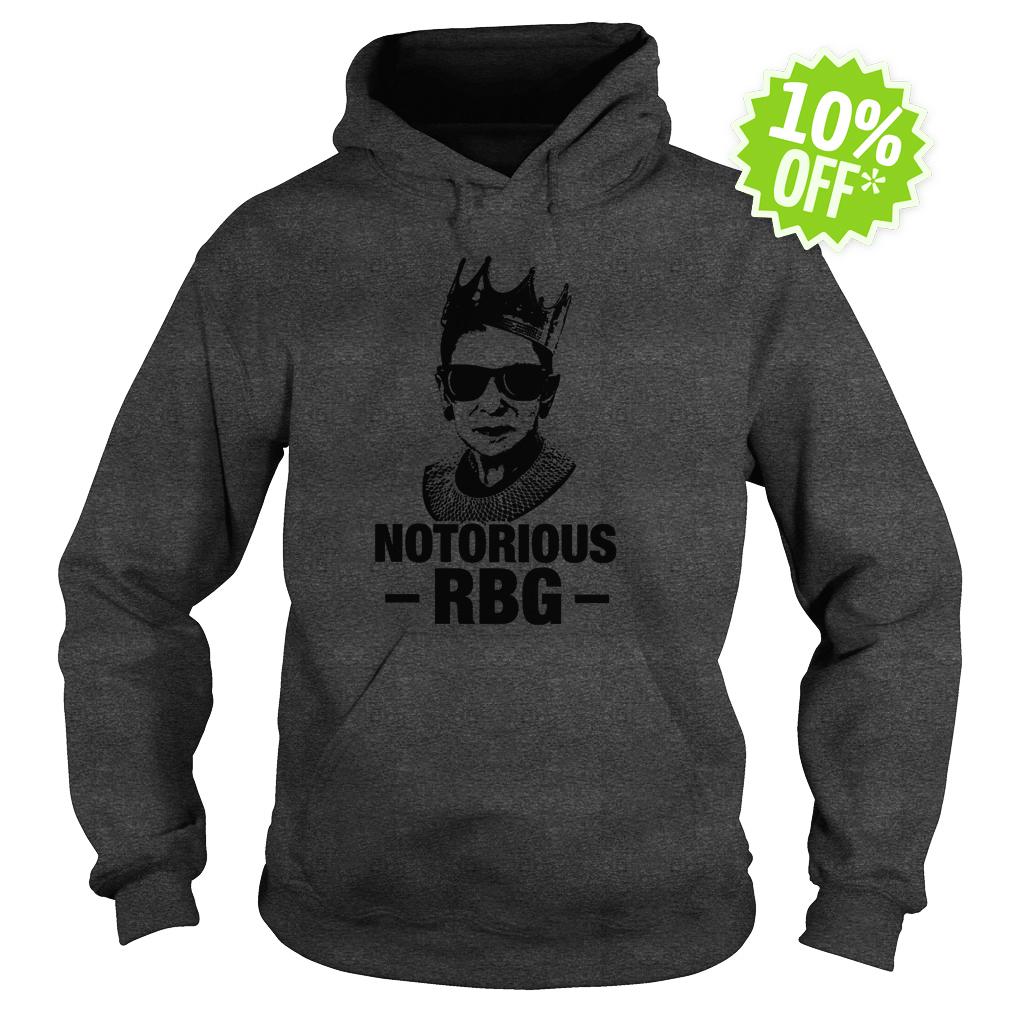 Notorious RBG hoodie