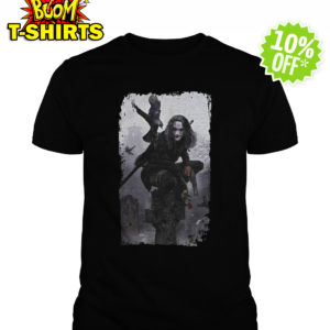 The Crow 90s Movies shirt