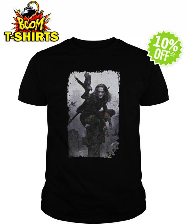 The Crow 90s Movies shirt