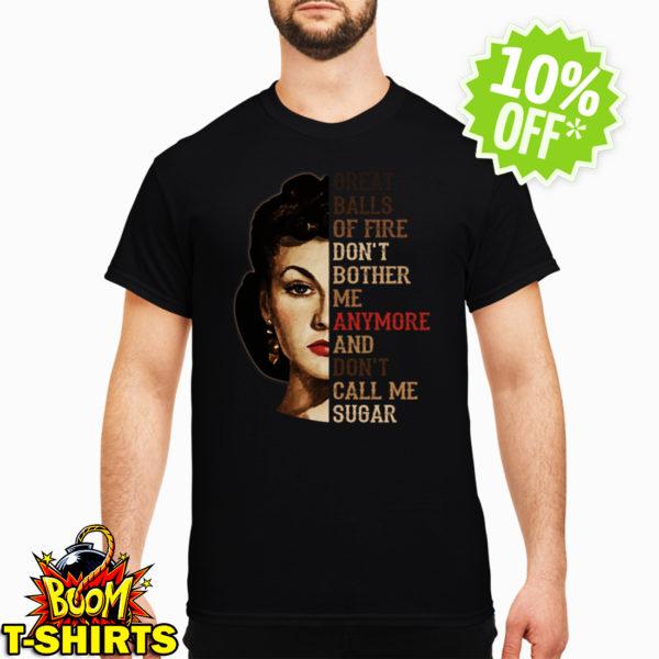 Vivien Leigh great balls of fire shirt