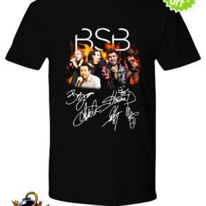 Backstreet Boys Signature shirt