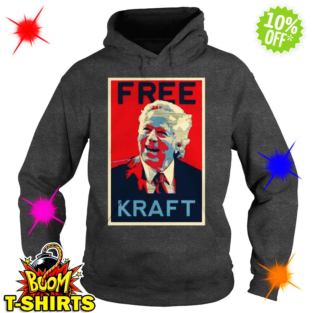 Free Kraft New England Patriots hoodie