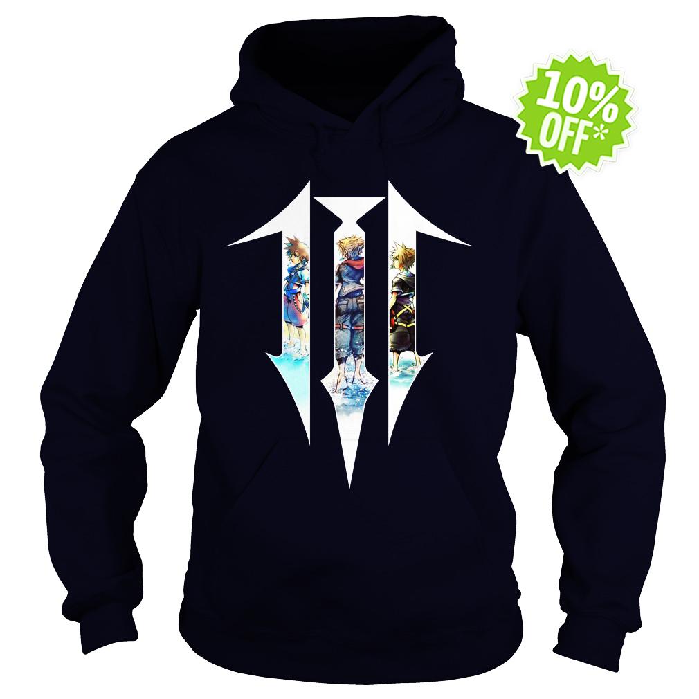 Kingdom Hearts 3 Sora hoodie