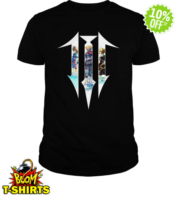 Kingdom Hearts 3 Sora shirt