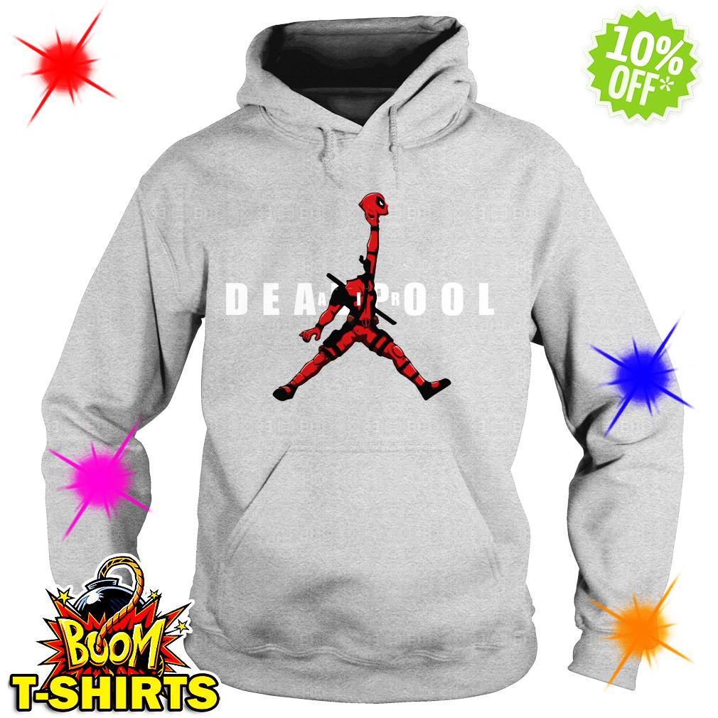 Air Deadpool Basketball hoodie