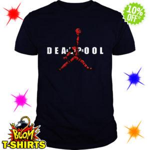 Air Deadpool Basketball shirt