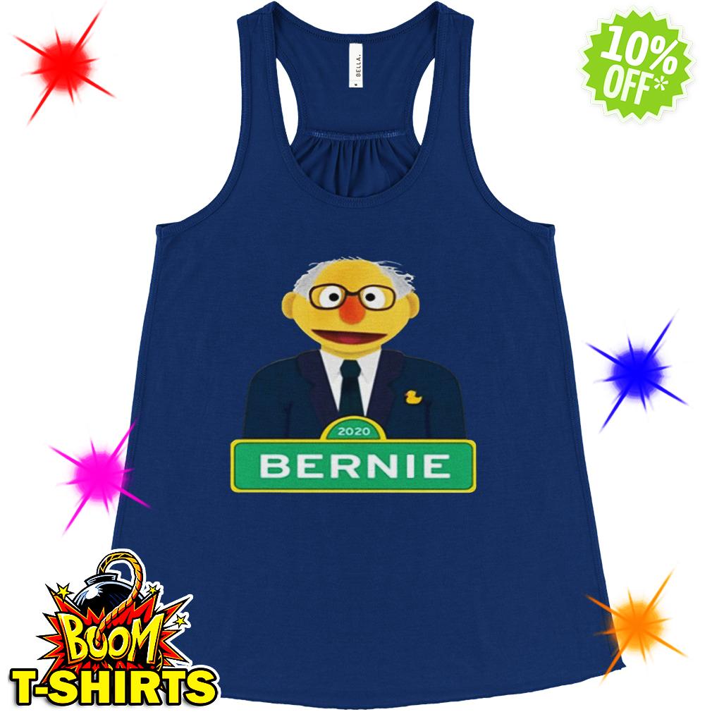 Bernie Sanders 2020 flowy tank