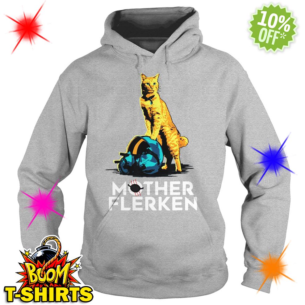 Cat Mother Flerken hoodie