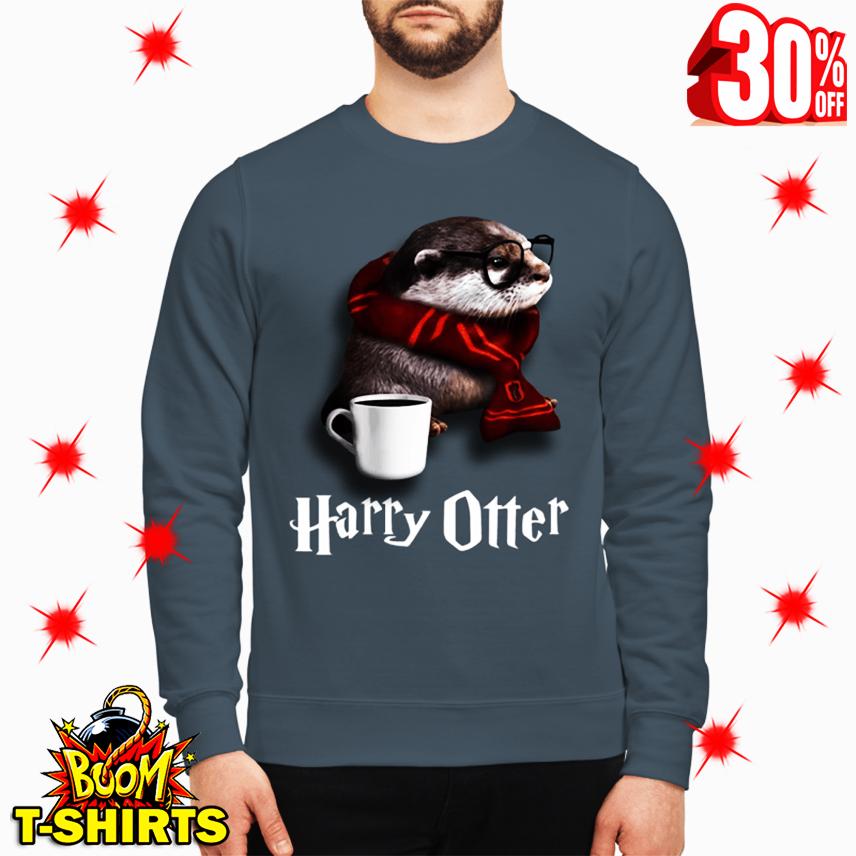 Harry Otter sweatshirt