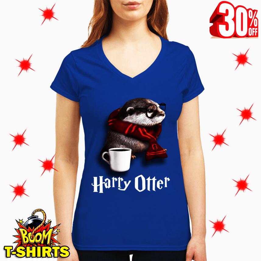 Harry Otter v-neck