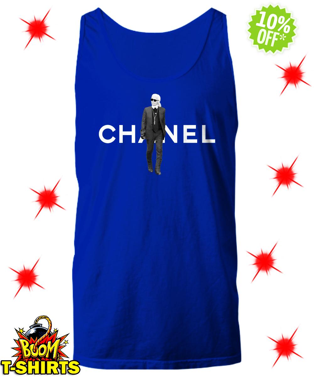 Karl Lagerfeld Chanel tank top