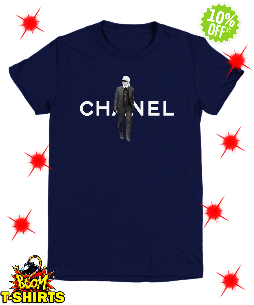 Karl Lagerfeld Chanel youth tee