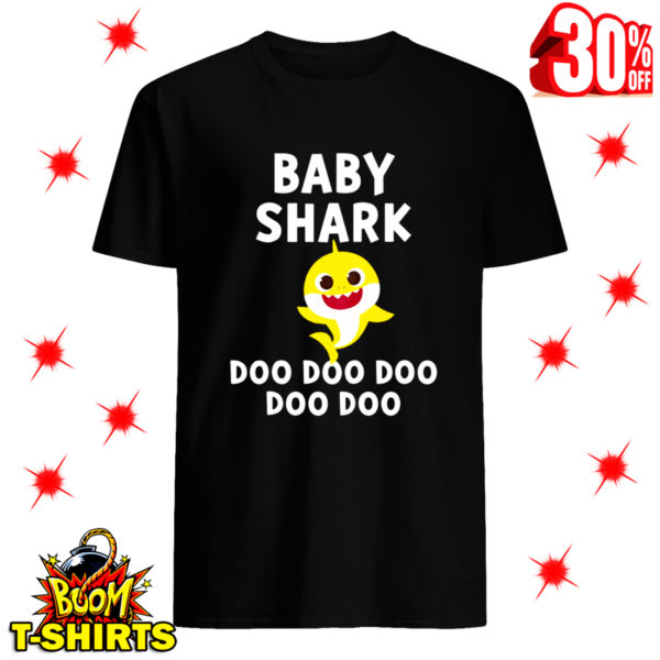 Pinkfong Kids Baby Shark shirt