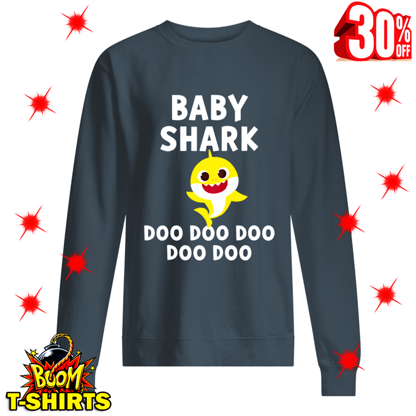 Pinkfong Kids Baby Shark sweatshirt