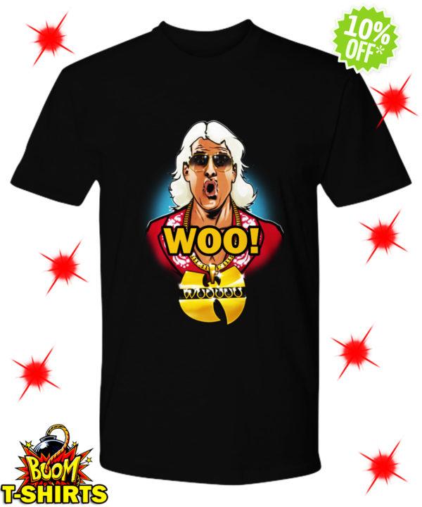Ric Flair Woo Wu Tang shirt