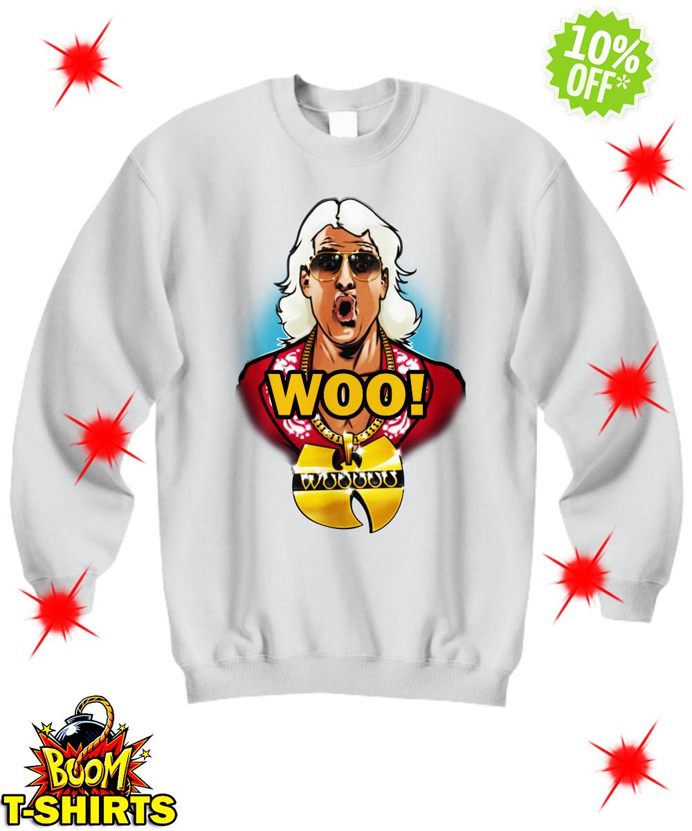 Ric Flair Woo Wu Tang sweatshirt