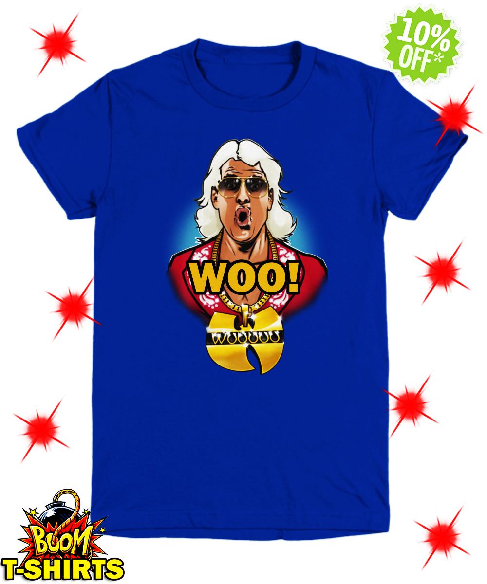 Ric Flair Woo Wu Tang youth tee