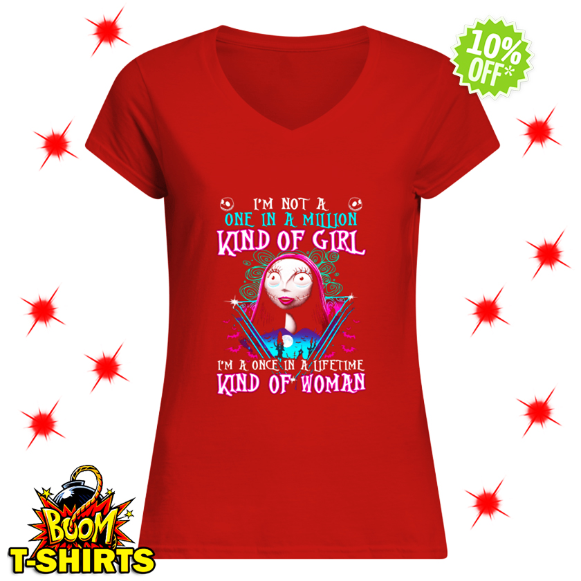 Sally I'm Not One in A Million Kind of Girl v-neck