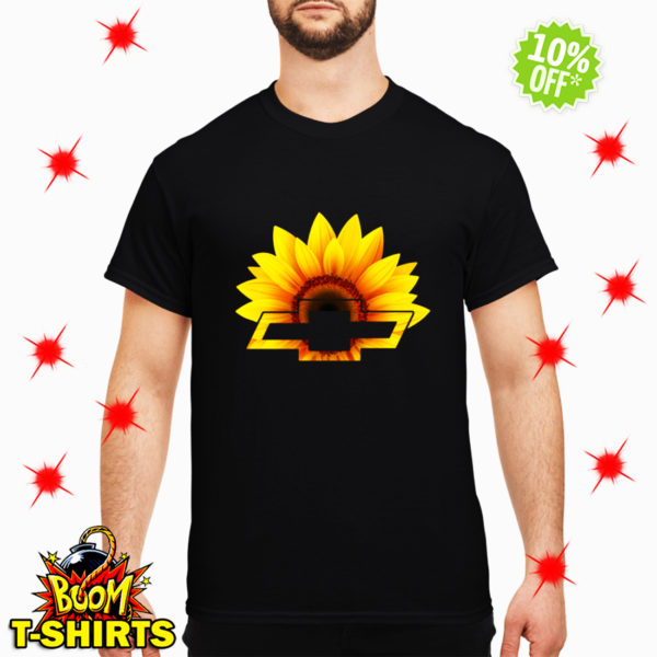 Sunflower Chevrolet shirt