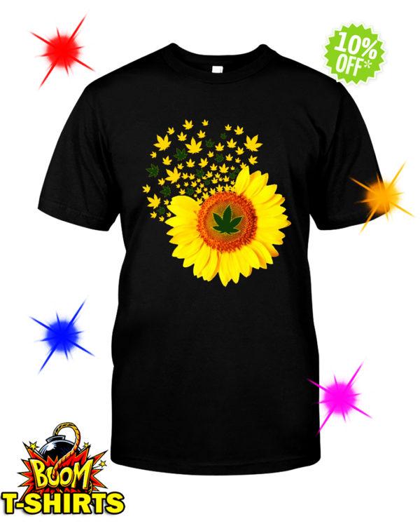 Sunflower Smoke Weed shirt