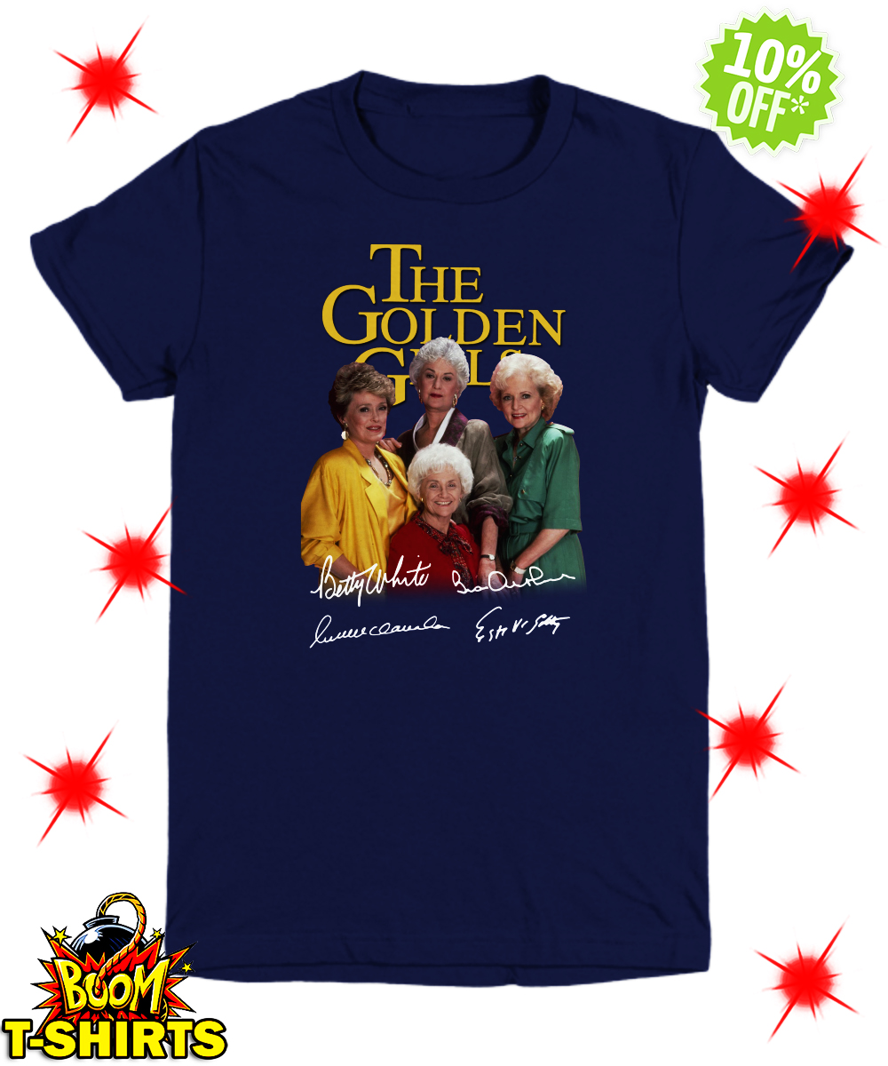The Golden Girls Signature youth tee