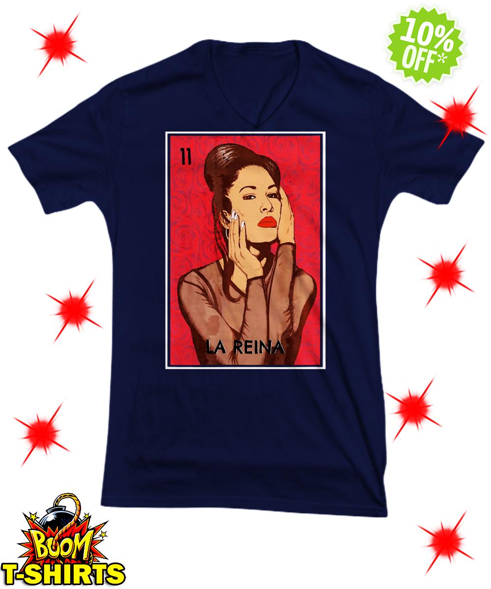 Vintage Selena La Reina v-neck