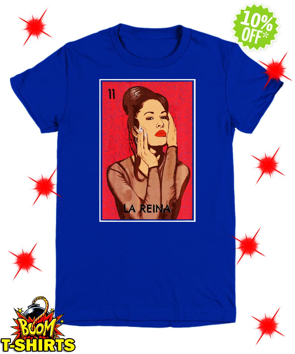 Vintage Selena La Reina youth tee