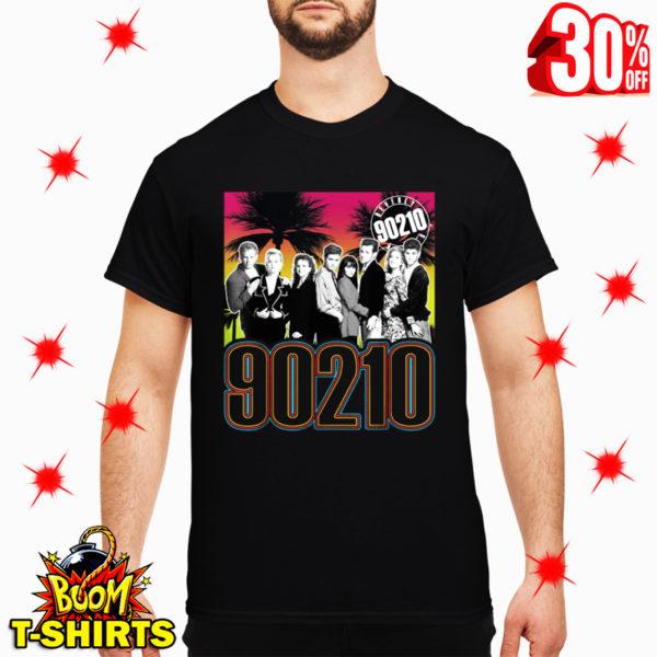 Beverly Hills 90210 Full Cast shirt