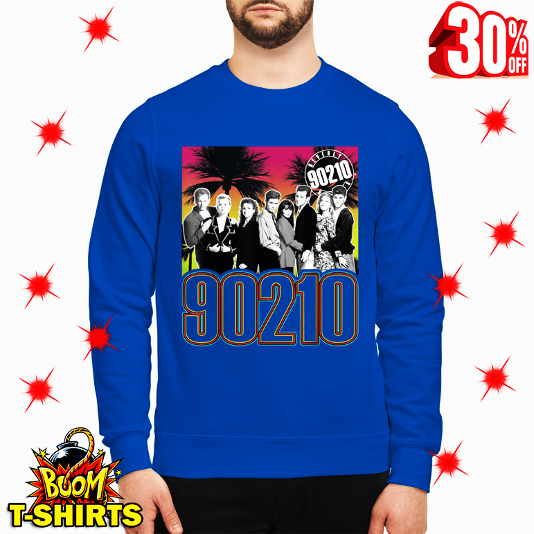 Beverly Hills 90210 Full Cast sweatshirt
