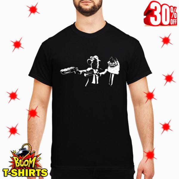 Bryce Harper's Gritty Phanatic Pulp Fiction shirt