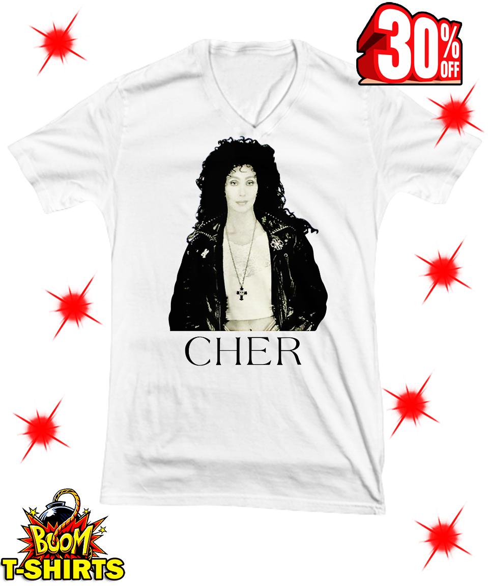 Cher Vintage v-neck
