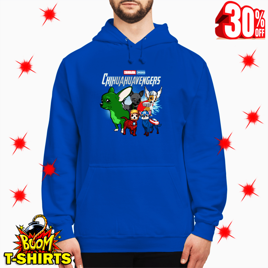 Chihuahua Chihuahuavengers Avengers hoodie