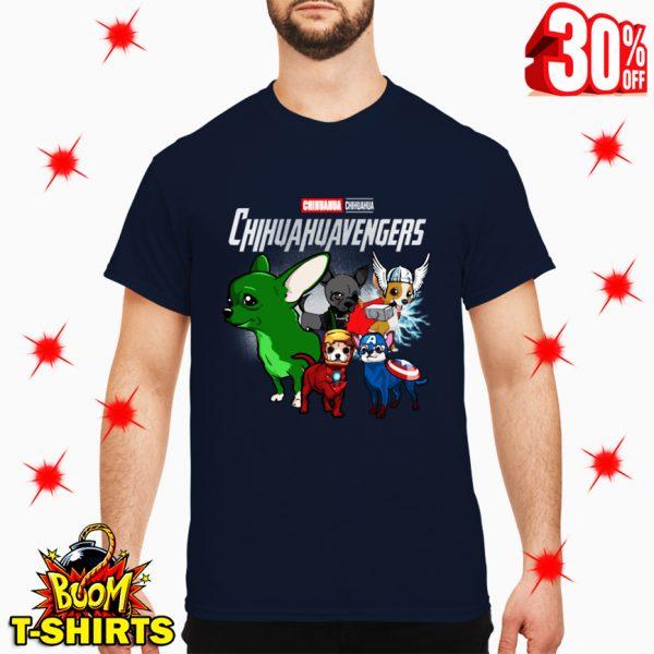 Chihuahua Chihuahuavengers Avengers shirt