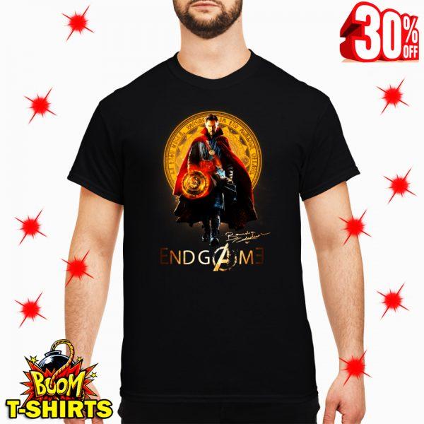 Doctor Strange Avengers Endgame Signature shirt