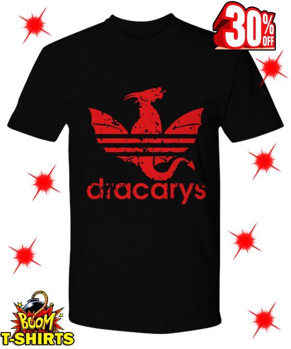 Dracarys Adidas shirt